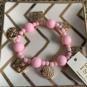NEW Pink charm bracelet